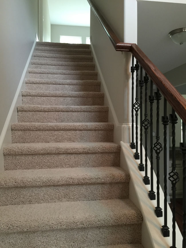 Waverly Stairs